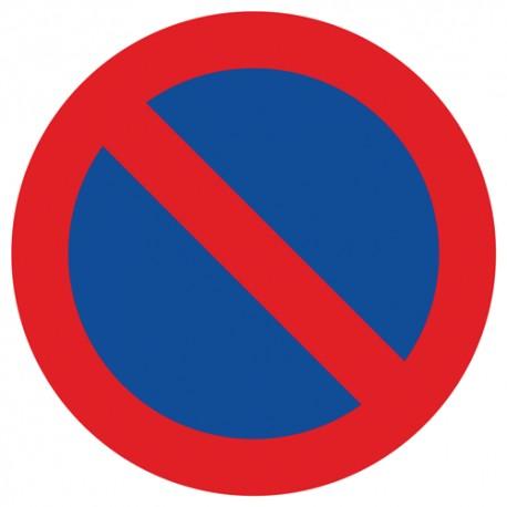 Autocollants pour stationnement interdit
