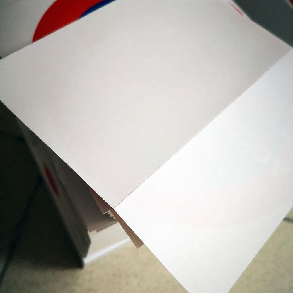 stickers stationnement abusif faciles à coller